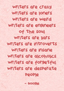 writers-are-crazy